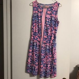 Lilly Pulitzer sleeveless dress